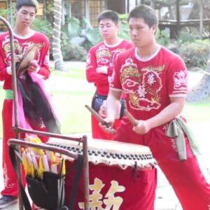 Cấu tạo trống múa lân Việt Nam 5 tấc