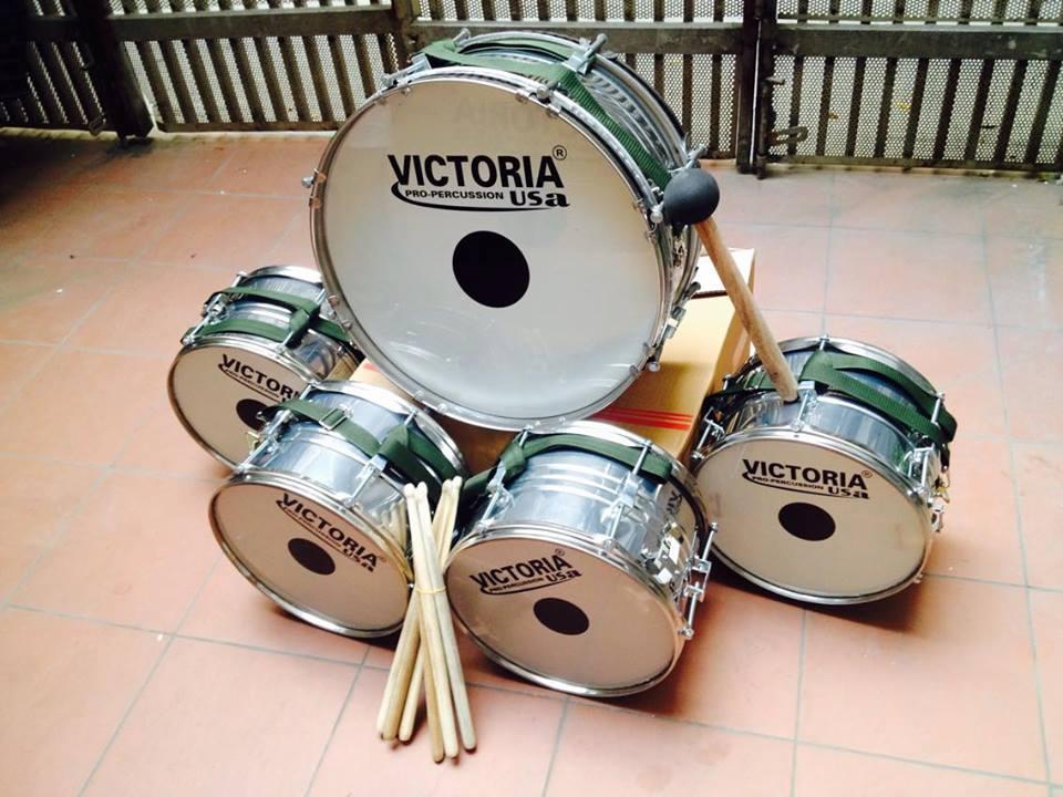 Bán bộ trống đội Victoria giá rẻ nhất tại Hà Nội